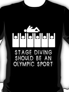 Stage Dive 2 T-Shirt