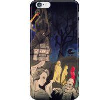 50s/60s Classic Horror iPhone Case/Skin
