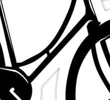 Classic style bike Sticker