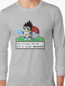 Water Pulse Over 9000? Long Sleeve T-Shirt