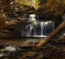 R.B. Ricketts Falls by Aaron Campbell