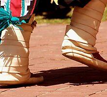 Dancin Feet by Loree McComb