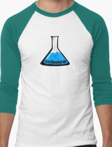 Science Beaker Blue T-Shirt