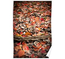 What remains of Fall Poster