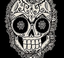 Muerte Acecha - One Color by wottoart