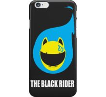 Celty The Black Rider (Durarara) iPhone Case/Skin