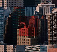 New York City by Georg Stadler
