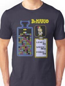Dr.Mario NES Unisex T-Shirt
