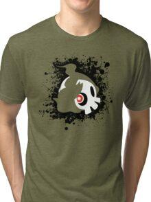 Duskull Splatter Tri-blend T-Shirt