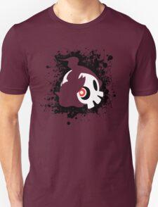 Duskull Splatter Unisex T-Shirt