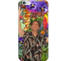 Flowers Rule iPhone Case/Skin
