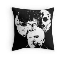 Hellraiser Icons Throw Pillow