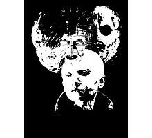 Hellraiser Icons Photographic Print