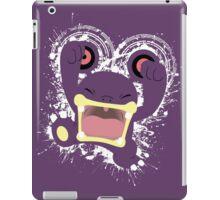 Loudred Splatter iPad Case/Skin