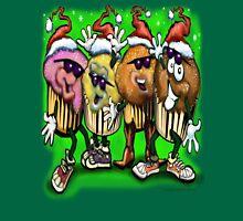 Christmas Cupcakes Unisex T-Shirt