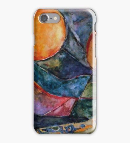Alien Sunrise iPhone Case/Skin