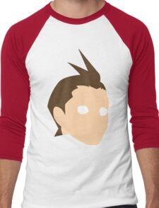 Apollo Justice Men's Baseball ¾ T-Shirt