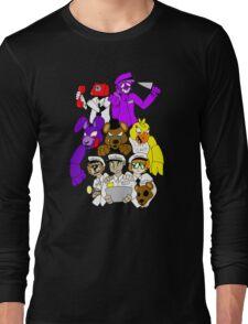 Five Nights at Freddys! Long Sleeve T-Shirt