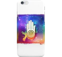 The Cosmic Hand iPhone Case/Skin