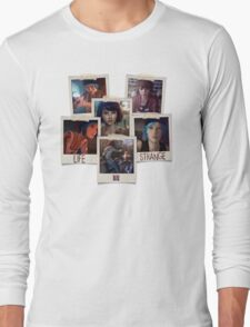 Life Is Strange - Photo Collage Long Sleeve T-Shirt