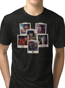 Life Is Strange - Photo Collage Tri-blend T-Shirt