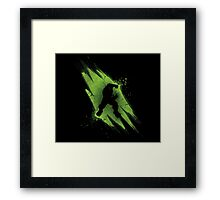Power of Anger Framed Print