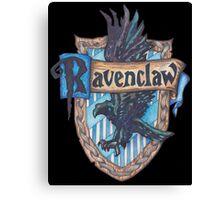 Ravenclaw Crest Canvas Print