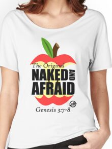 The Original Naked and Afraid Women's Relaxed Fit T-Shirt