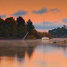 Pucon Sunrise by Ian Stevenson