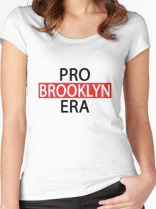 Joey Badass Pro Era Brooklyn Women's Fitted Scoop T-Shirt