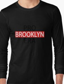 Joey Badass Pro Era Brooklyn Long Sleeve T-Shirt