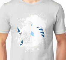 Lugia Splatter Unisex T-Shirt