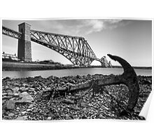 North Queensferry Anchor Poster