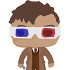 Doctor Who by Rexuspopart