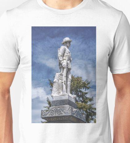 Braidwood  War Memorial Unisex T-Shirt