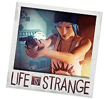Life Is Strange - Chloe Photo Photographic Print