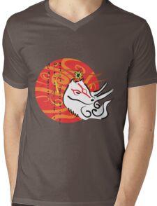 Origin of all that is good Mens V-Neck T-Shirt