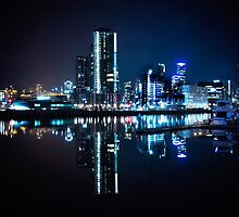Futuristic Melbourne by ea-photos