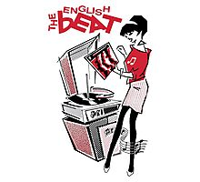 The English Beat T-Shirt Photographic Print