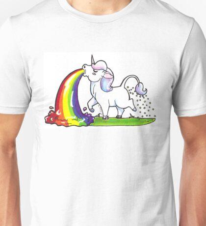 Spewnicorn Unisex T-Shirt