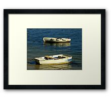 Simple ~ Part One Framed Print