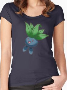 The Odd Sprite Women's Fitted Scoop T-Shirt