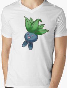 The Odd Sprite Mens V-Neck T-Shirt