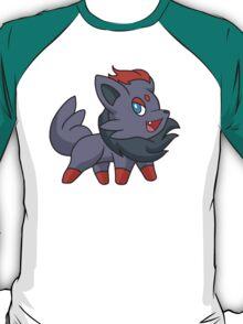 Charcoal Fox T-Shirt