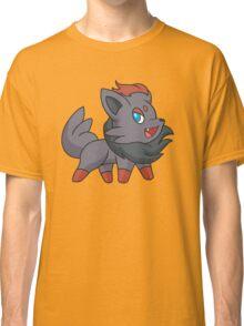 Charcoal Fox Classic T-Shirt