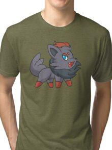 Charcoal Fox Tri-blend T-Shirt