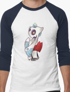 Frozen Soul Men's Baseball ¾ T-Shirt
