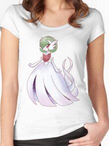 Green Goddess Women's Fitted Scoop T-Shirt