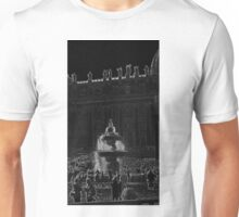 Fountain at St Peter's Square Unisex T-Shirt
