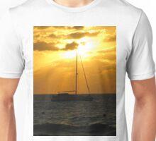 The Good Life - Sunset in Jamaica Unisex T-Shirt